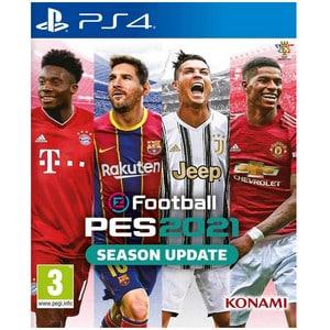 Test et avis sur le jeu de foot PS4 PES 2021 eFootball