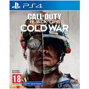 Test et avis sur le jeu de guerre PS4 Call of Duty Black OPS Cold War