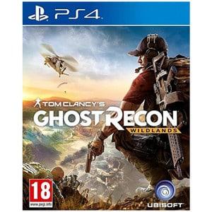 Test et avis sur le jeu de guerre PS4 Ghost Recon Wildlands