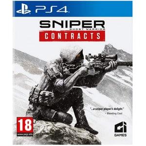 Test et avis sur le jeu de guerre PS4 Sniper Ghost Warriors Contracts