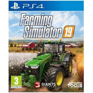 Test et avis sur le jeu de simulation PS4 Farming Simulator 19