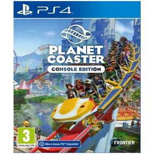 Test et avis sur le jeu de simulation PS4 Planet Coaster
