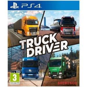 Test et avis sur le jeu de simulation PS4 Truck Driver