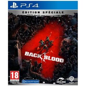 Test et avis sur le jeu de zombie PS4 Back 4 Blood