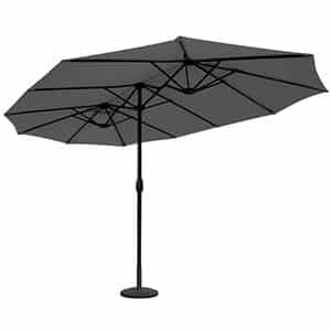 Test et avis sur le parasol rectangulaire Sekey