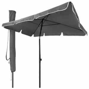 Test et avis sur le parasol rectangulaire premier prix