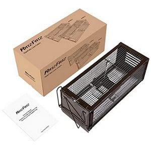 Test et avis sur le piège à rats cage RatzFatz Multi-Catch