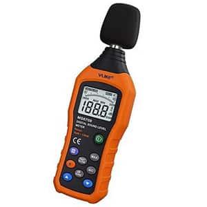Test et avis sur le sonomètre digital VLike PT02