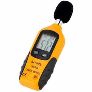 Test et avis sur le sonomètre professionnel Mengshen
