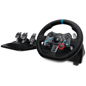 Test et avis sur le volant PS4 avec retour de force Logitech G29 Driving Force
