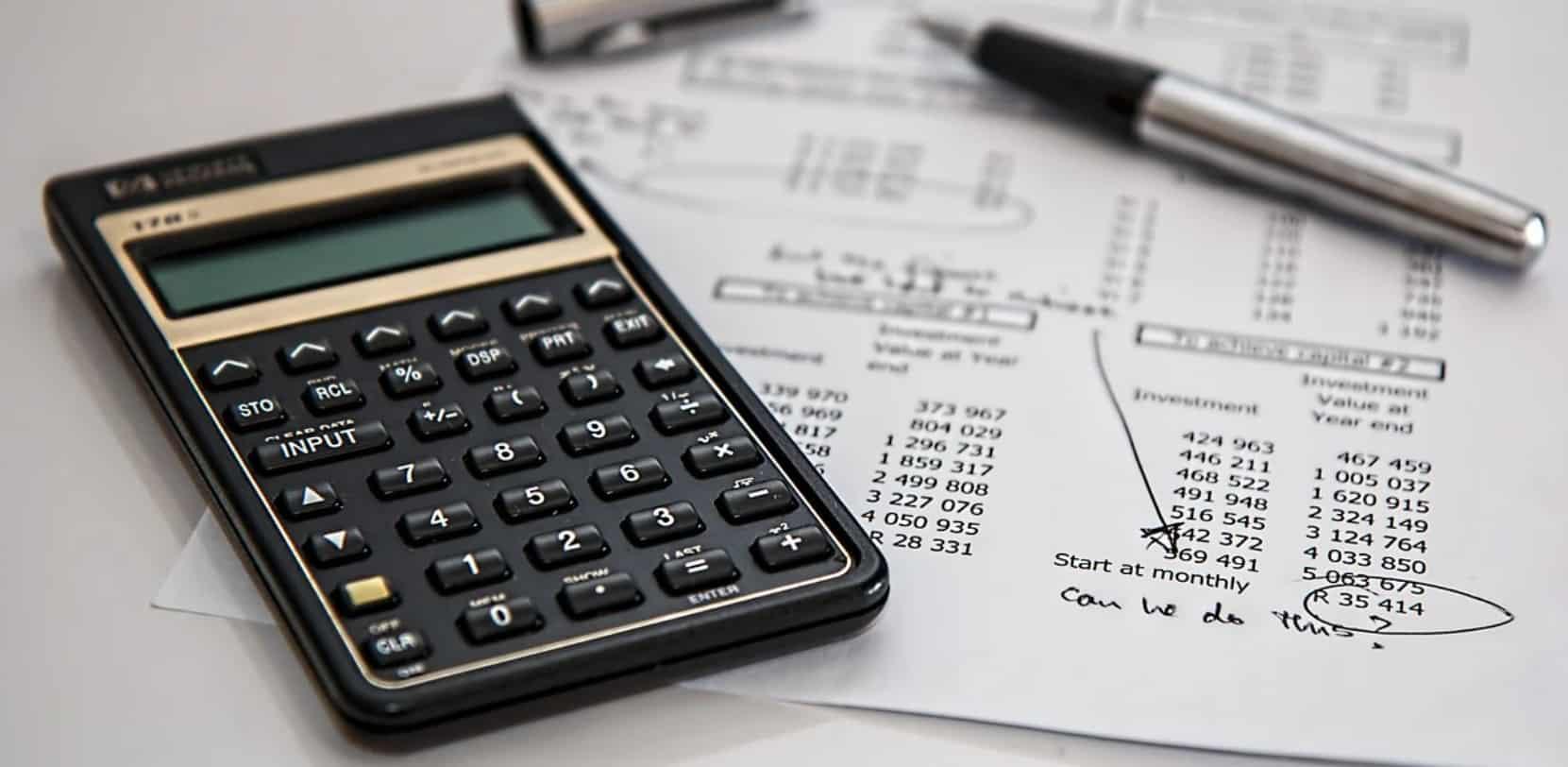 Comparatif pour choisir la meilleure calculatrice financière
