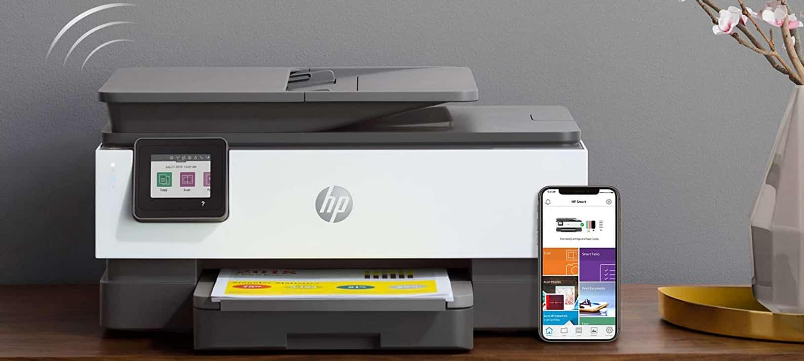 Comparatif pour choisir la meilleure imprimante HP wifi