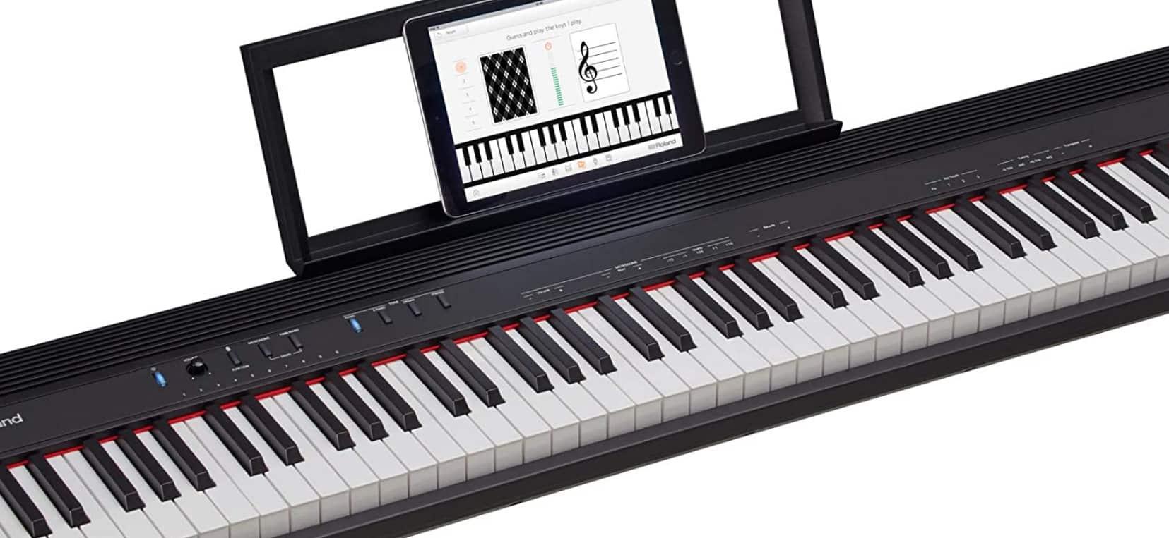 Comparatif pour choisir le meilleur piano numérique Roland