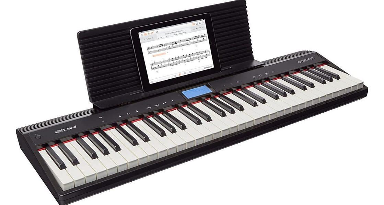 Meilleur piano numérique Roland