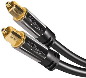 Test et avis sur le câble optique pour barre de son KabelDirekt