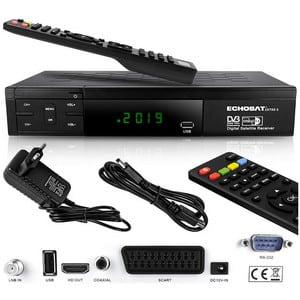 Test et avis sur le décodeur satellite HD-Line 20700