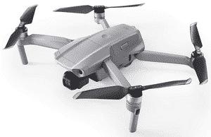 Test et avis sur le drone pour photo DJI Mavic Air 2