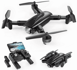 Test et avis sur le drone pour photo Snaptain SP500