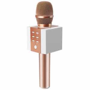 Test et avis sur le micro sans fil pour karaoké Tosing 008