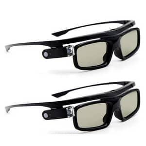 Test et avis sur les lunettes 3D Docooler GL1800