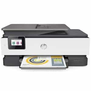 Test et avis sur l'imprimante HP wifi OfficeJet Pro 8022