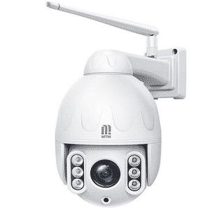 Test et avis sur la caméra dôme avec vision nocturne MTM