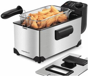 Test et avis sur la friteuse électrique pour beignets Aigostar Ushas 30HEZ