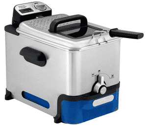 Test et avis sur la friteuse électrique pour faire des beignets Tefal Oleoclean FR804015