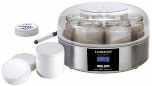 Test et avis sur la yaourtière pour yaourt végétal Lagrange 439101