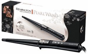 Test et avis sur le fer à boucler pour effet wavy Remington CI95 Pearl