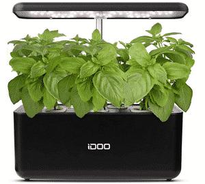 Test et avis sur le jardin potager d'intérieur iDOO