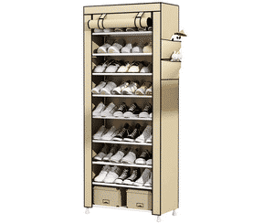 Test et avis sur l'armoire à chaussures Udear