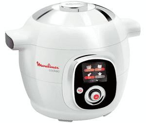 Test et avis sur le multicuiseur Moulinex Cookeo CE704110