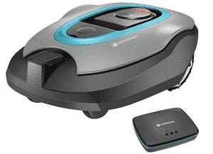 Test et avis sur le robot tondeuse pour 2000 m² Gardena 19065-60 Smart Sileno+