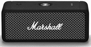 Test et avis sur l'enceinte Bluetooth Marshall Emberton