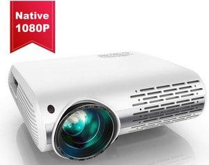 Vidéoprojecteur, YABER 6500 Lumens