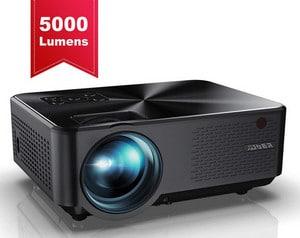 vidéoprojecteur Yaber 5000 Lumens Y60
