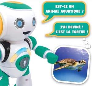 Le robot Lexibook Jr. ROB20FR