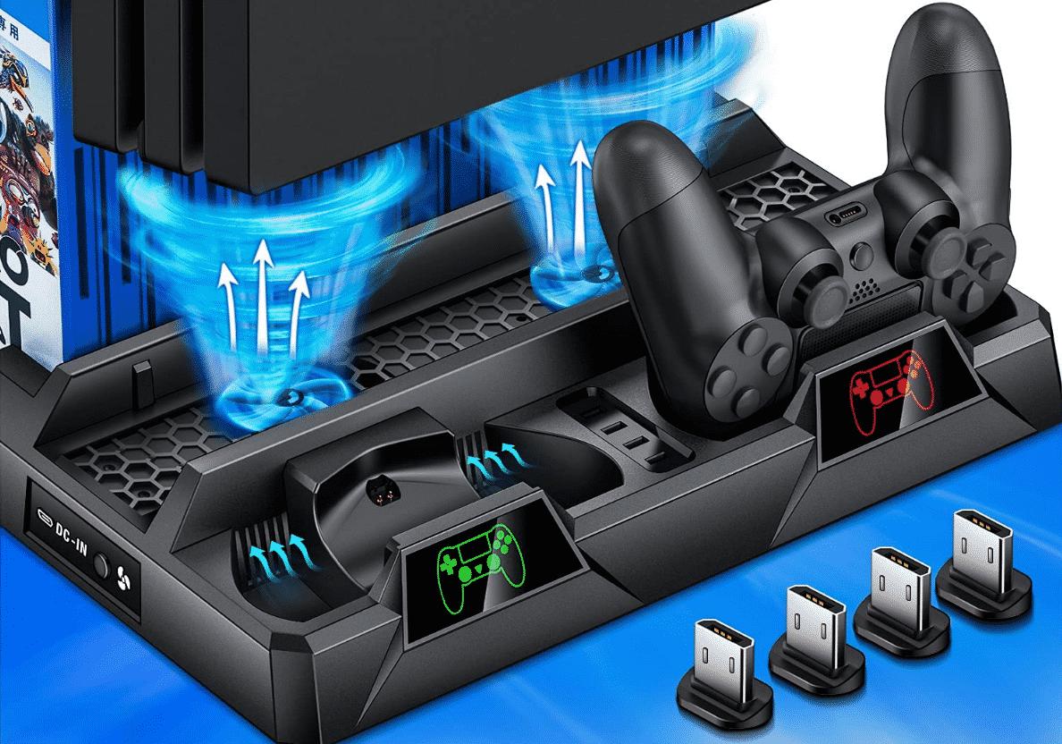 Meilleur station de charge PS4