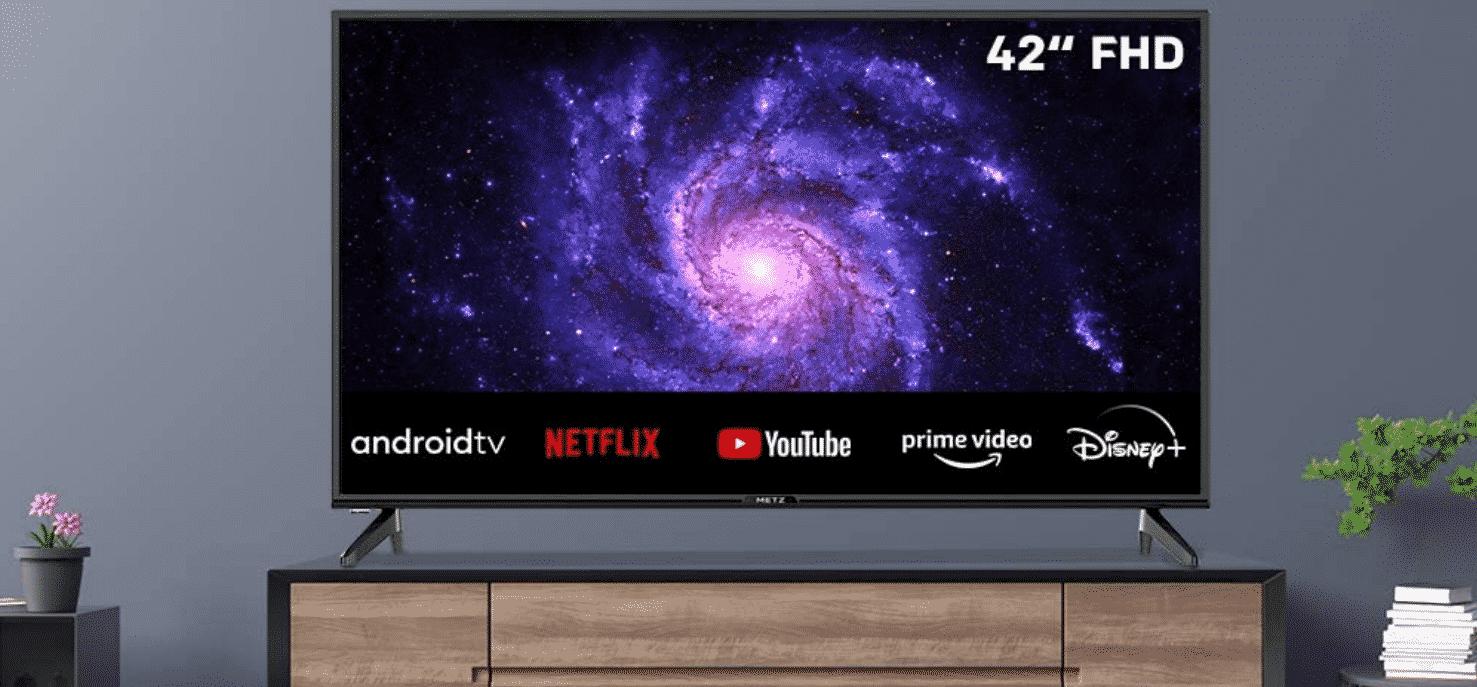 Meilleure TV connectée