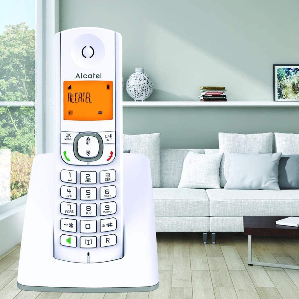 Téléphone fixe sans fil Alcatel F530