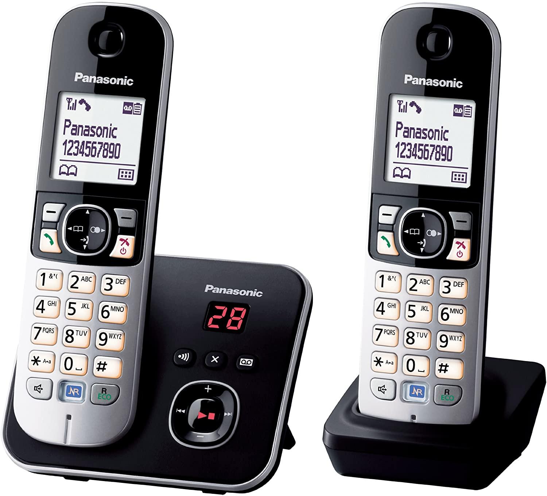 Téléphone fixe sans fil Panasonic KX-TG6822