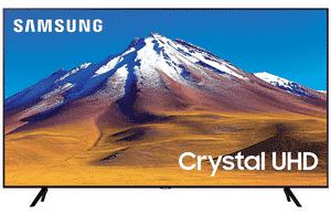 Test et avis sur la TV connectée Samsung Series 7 UE50TU7090U