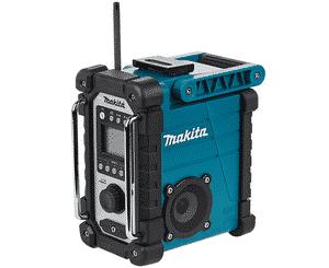 Test et avis sur la radio chantier Makita