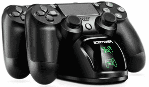 Test et avis sur la station de charge PS4 pour manettes EchtPower