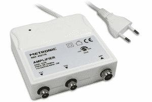 Test et avis sur l'amplificateur TNT Metronic 432176