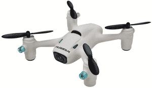 Test et avis sur le drone Hubsan H107C +