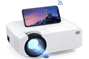 Test et avis sur le vidéoprojecteur pour smartphone Wifi Crosstour
