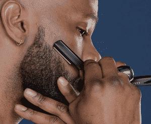 Avis rasoir à Barbe traditionnel de barbier Sapiens