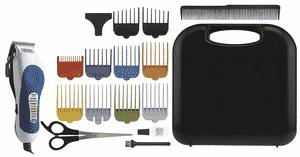 Avis tondeuse barbe professionnelle Wahl 1 mm Color Pro
